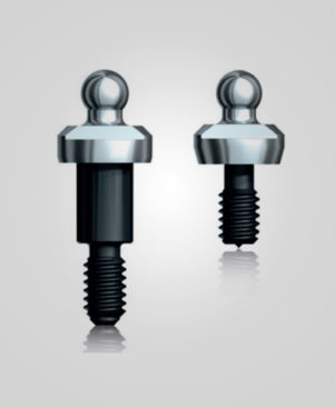 Ball Abutment Titanium